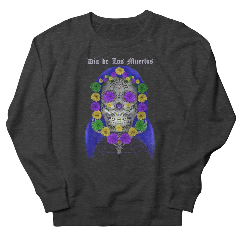Sapphire's Web Women's Sweatshirt by Armando Padilla Artist Shop