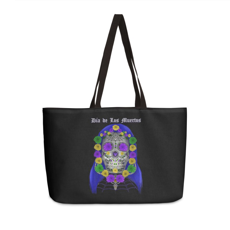 Sapphire's Web Accessories Weekender Bag Bag by Armando Padilla Artist Shop