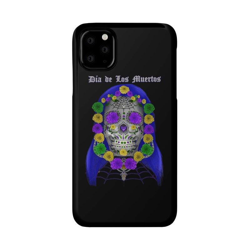 Sapphire's Web Accessories Phone Case by Armando Padilla Artist Shop