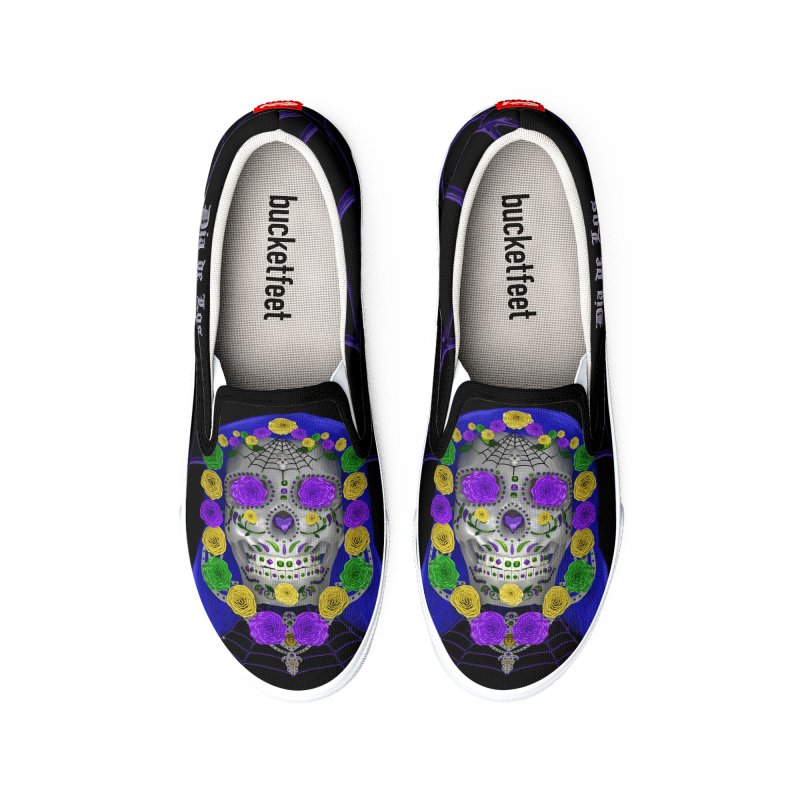 Sapphire's Web Men's Shoes by Armando Padilla Artist Shop