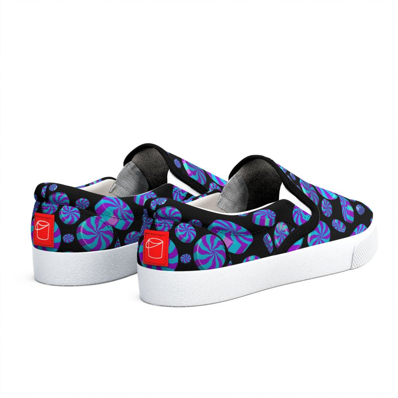 Monsters Ink Peppermints Women's Shoes by Armando Padilla Artist Shop