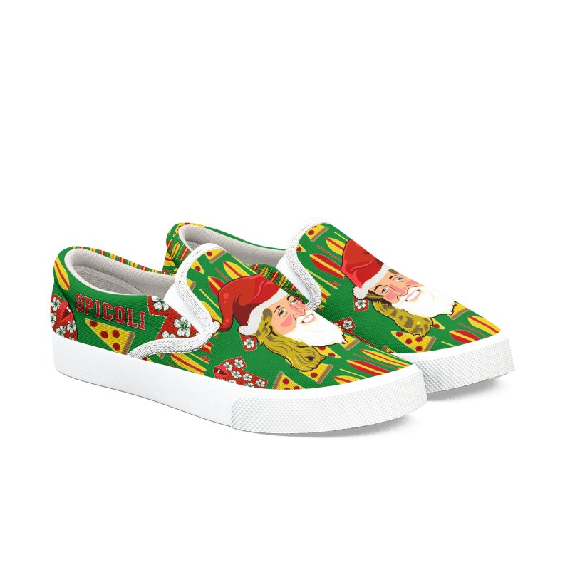 Spicoli Clause Men's Shoes by Armando Padilla Artist Shop