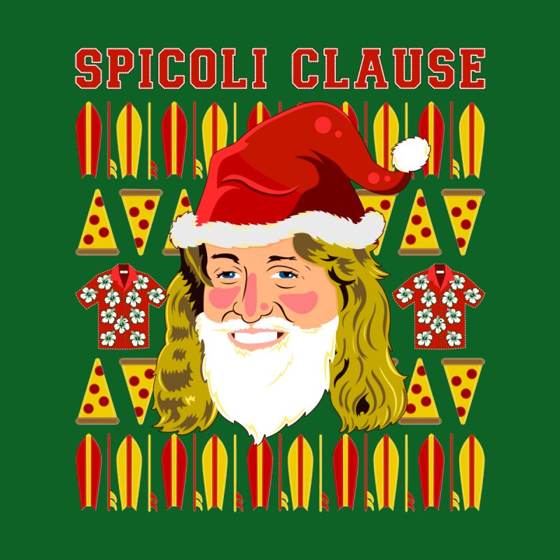 Spicoli Clause Women's Sweatshirt by Armando Padilla Artist Shop