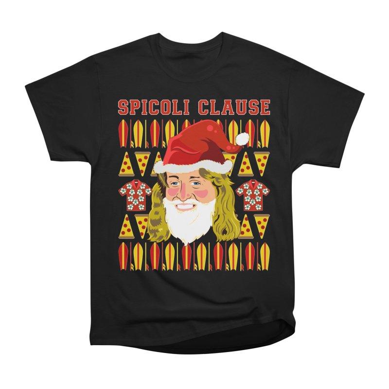 Spicoli Clause Men's T-Shirt by Armando Padilla Artist Shop