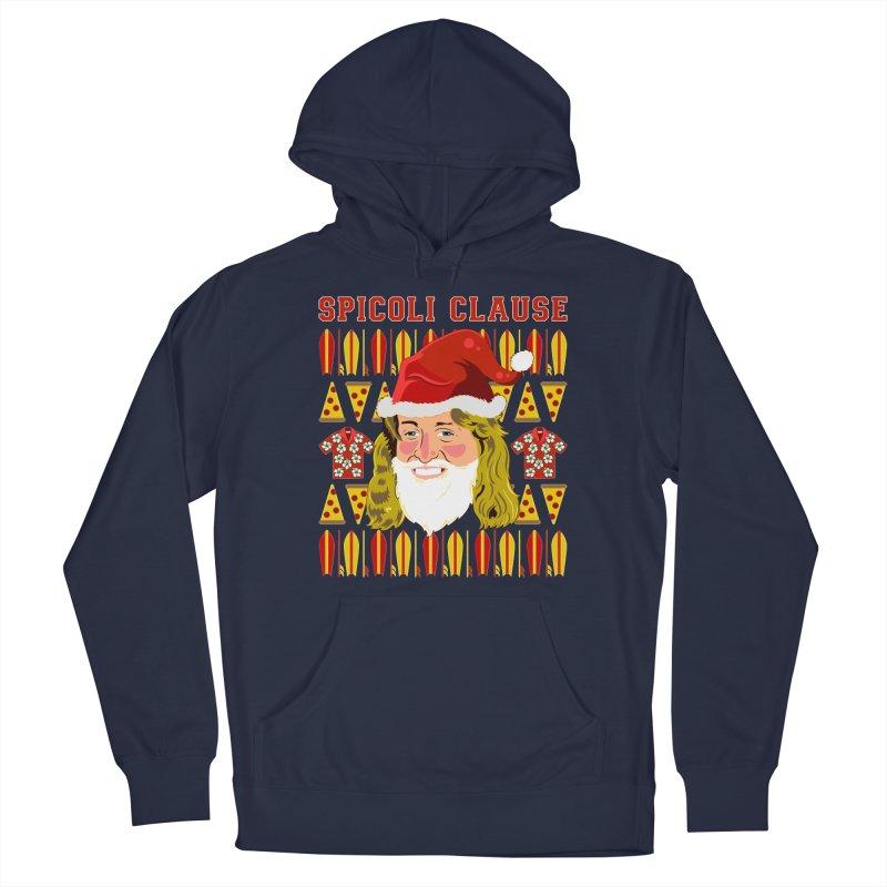 Spicoli Clause Men's Pullover Hoody by Armando Padilla Artist Shop