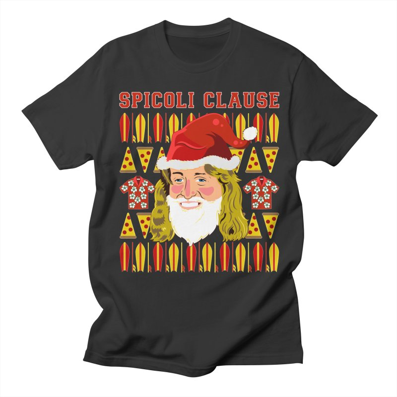 Spicoli Clause Men's Regular T-Shirt by Armando Padilla Artist Shop