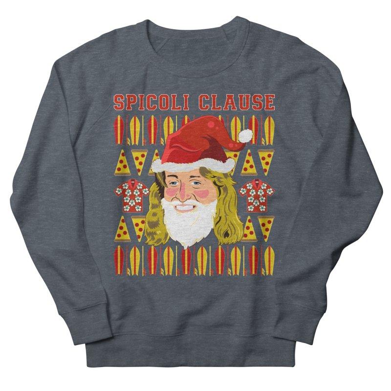 Spicoli Clause Men's Sweatshirt by Armando Padilla Artist Shop
