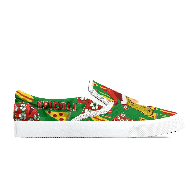 Spicoli Clause Women's Shoes by Armando Padilla Artist Shop