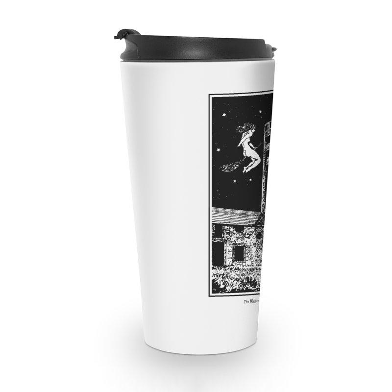The Witches Mill Accessories Travel Mug by Mandragora Magika