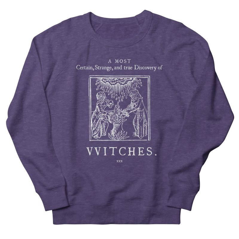 VVITCHES. Women's French Terry Sweatshirt by Mandragora Magika
