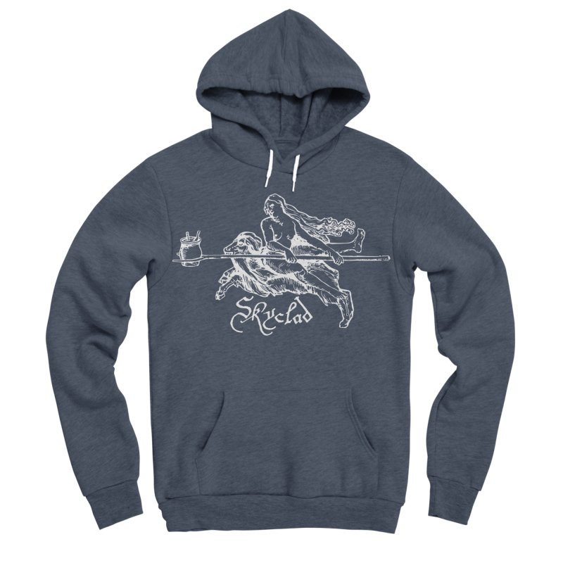 Skyclad Men's Sponge Fleece Pullover Hoody by Mandragora Magika