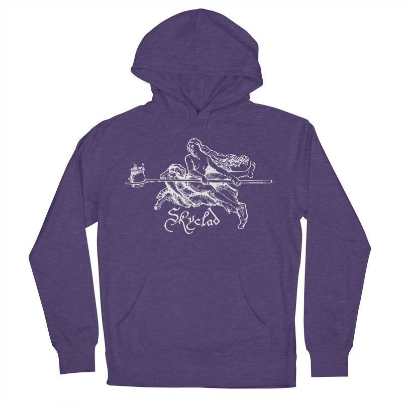 Skyclad Women's French Terry Pullover Hoody by Mandragora Magika