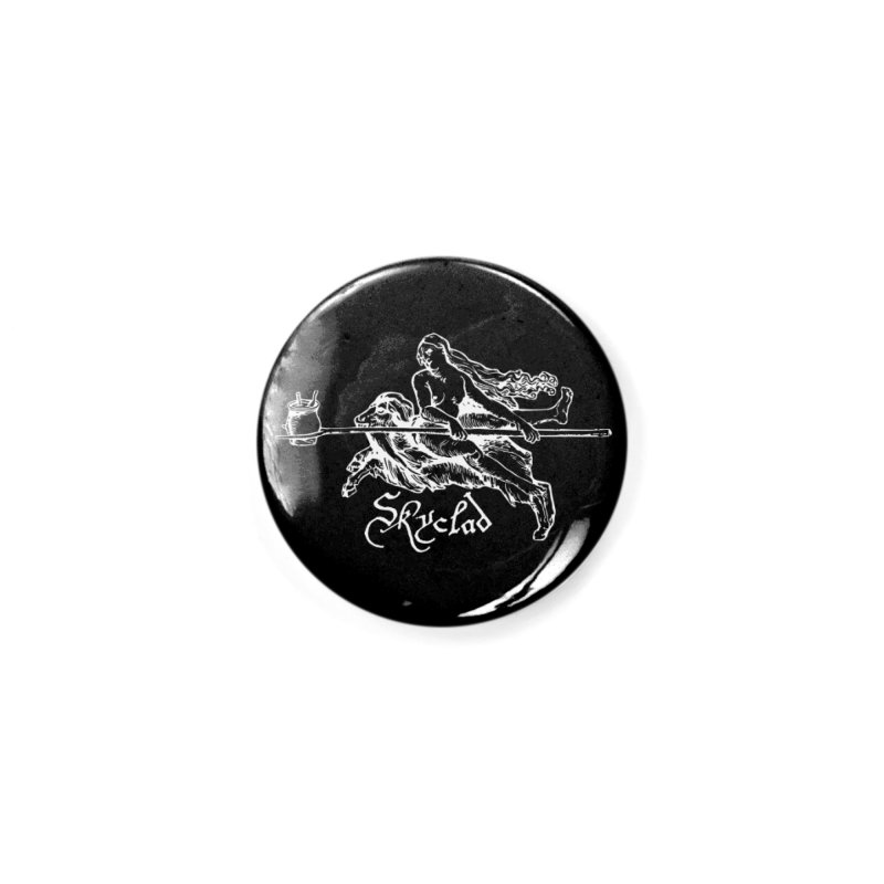 Skyclad Accessories Button by Mandragora Magika