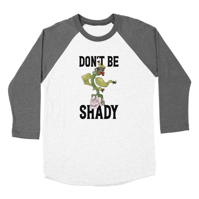 Don't Be Shady - Deadly Nightshade Women's Longsleeve T-Shirt by Mandragora Magika
