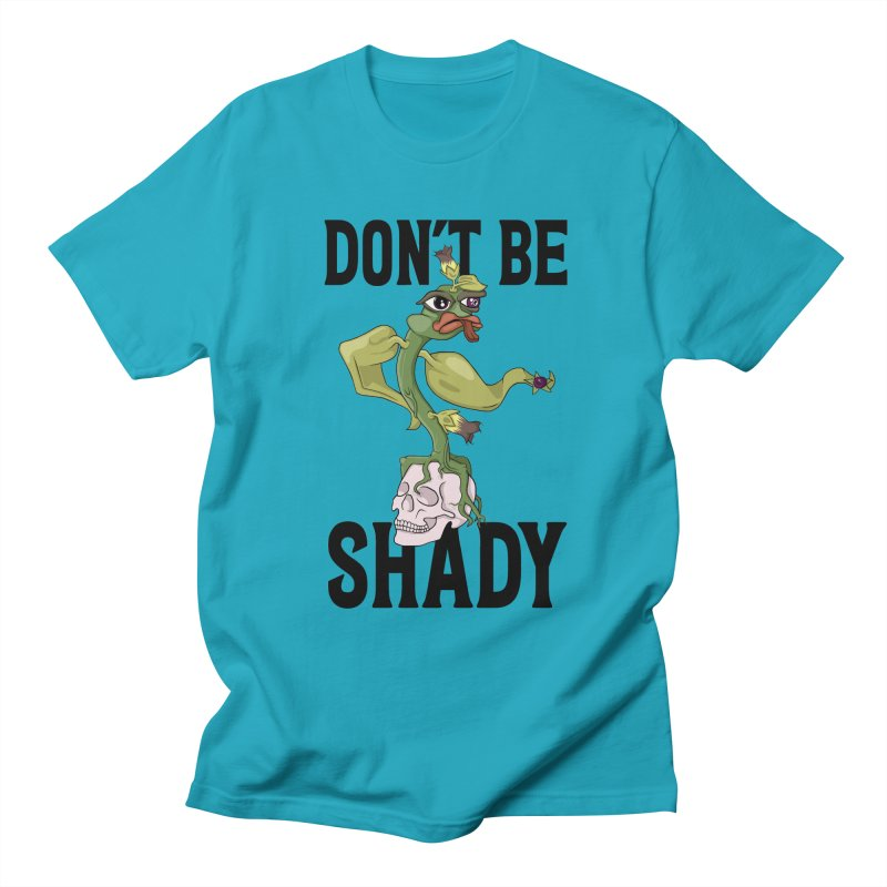 Don't Be Shady - Deadly Nightshade Men's T-Shirt by Mandragora Magika