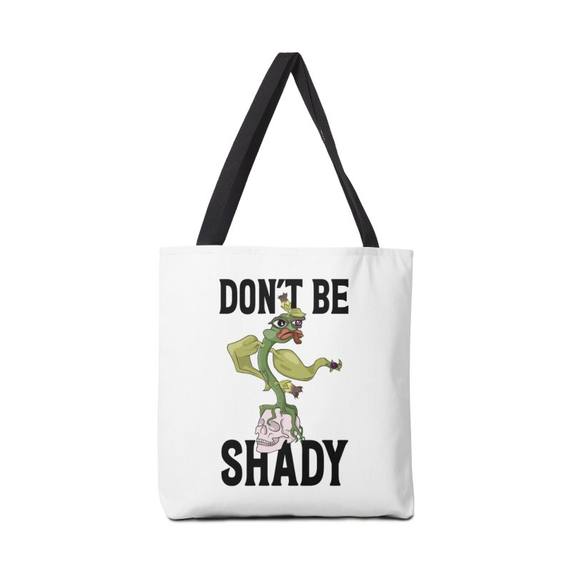 Don't Be Shady - Deadly Nightshade Accessories Bag by Mandragora Magika