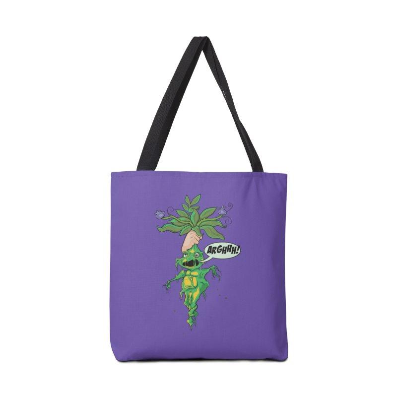 Pulling Up Mandrakes! Accessories Tote Bag Bag by Mandragora Magika