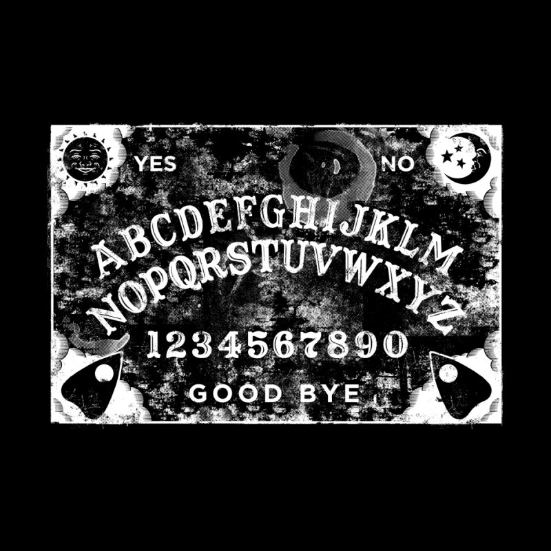 Ouija Board Women's T-Shirt by Mandragora Magika