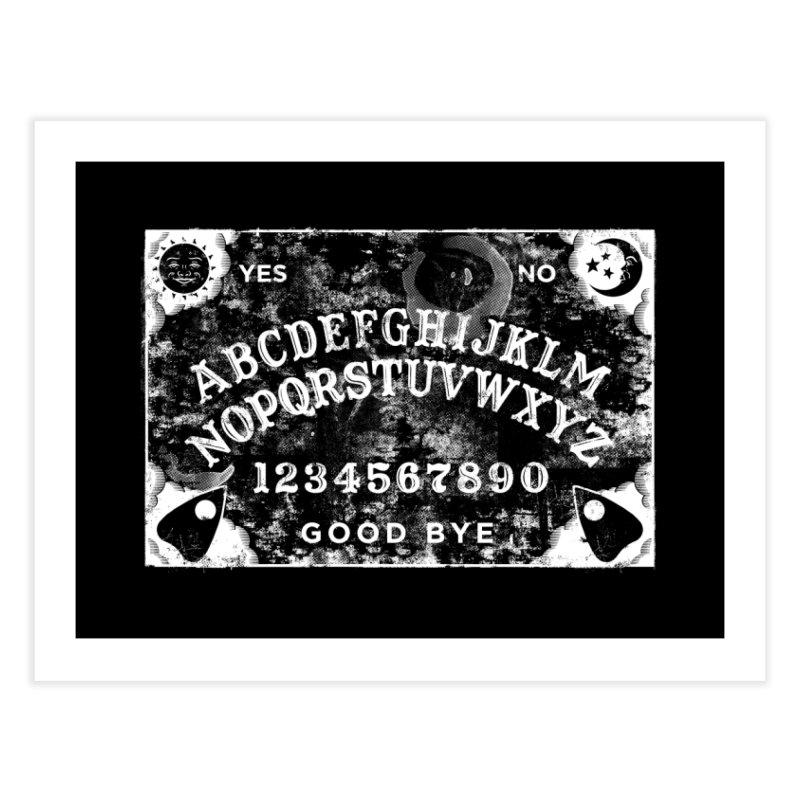 Ouija Board Home Fine Art Print by Mandragora Magika