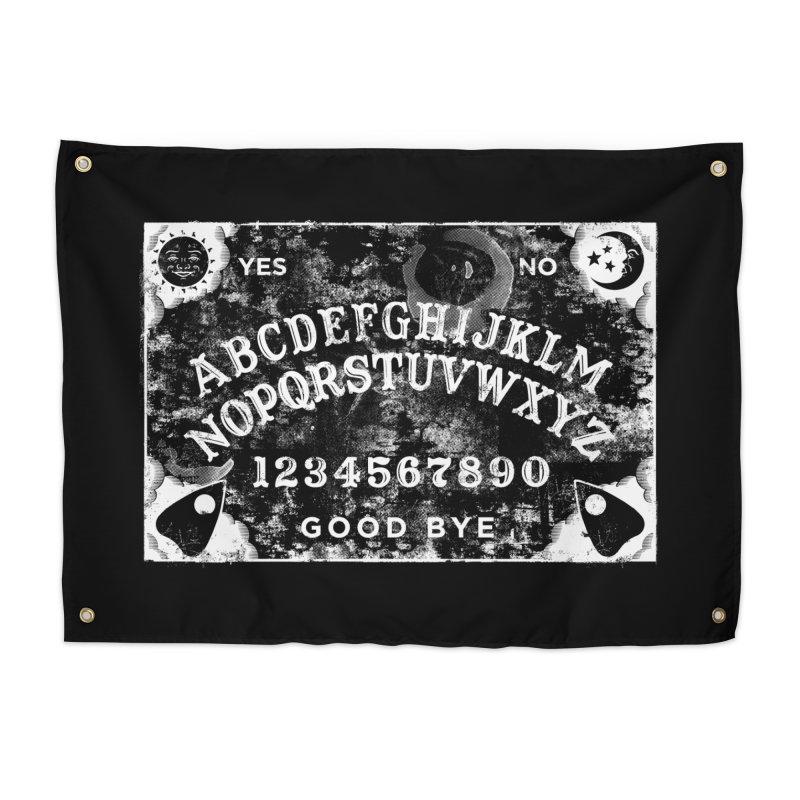Ouija Board Home Tapestry by Mandragora Magika