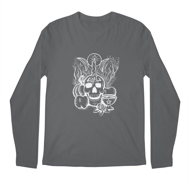 Samhain Night Men's Longsleeve T-Shirt by Mandragora Magika