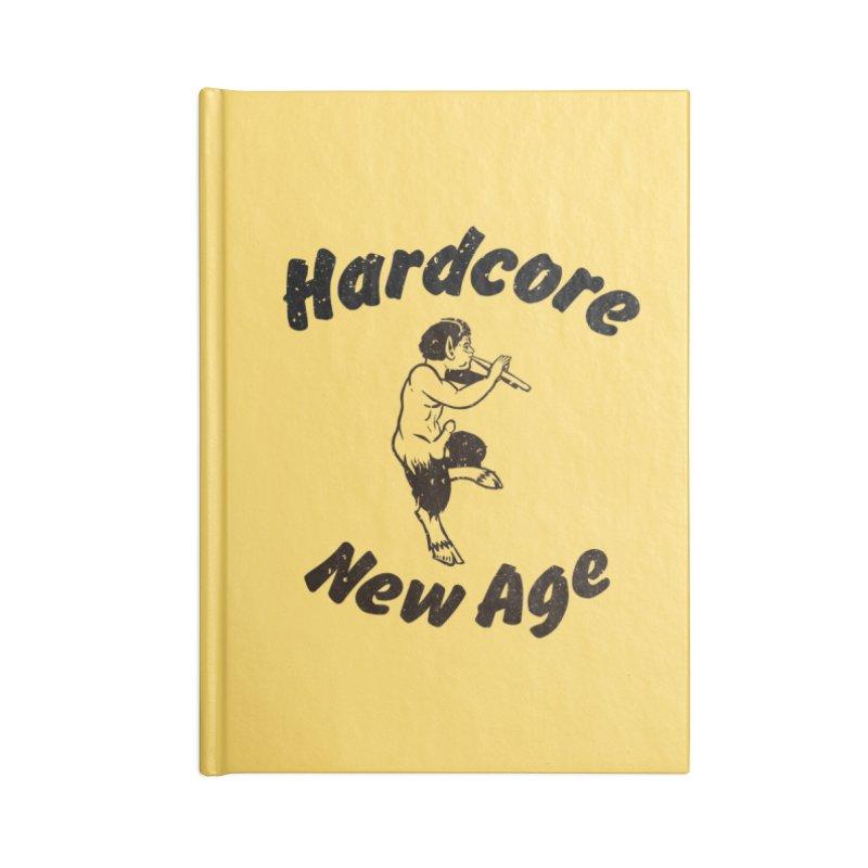 Hardcore NewAge Accessories Notebook by Mandragora Magika