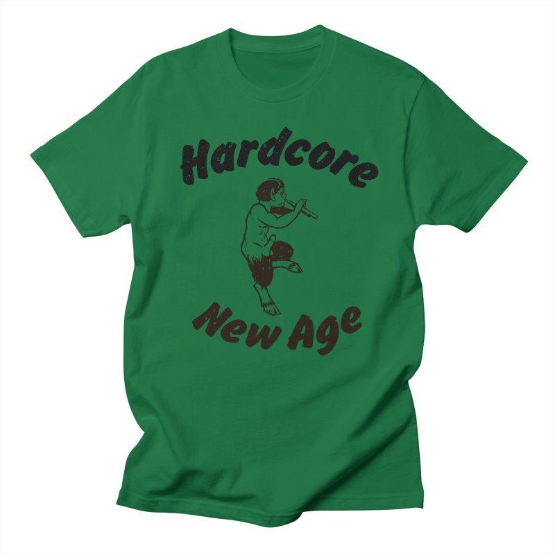 Hardcore NewAge Men's T-Shirt by Mandragora Magika