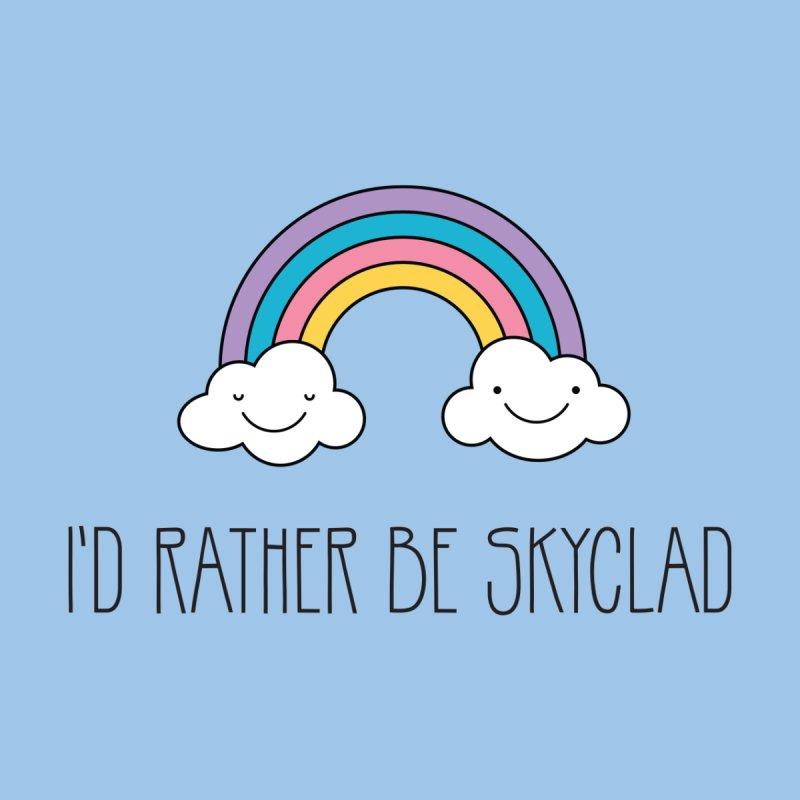 I'd Rather Be Skyclad Men's T-Shirt by Mandragora Magika
