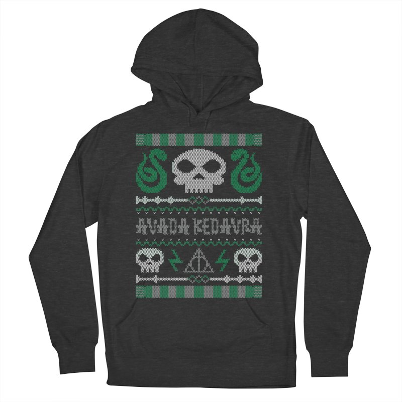 The Dark Sweater Men's Pullover Hoody by mandrie's Artist Shop