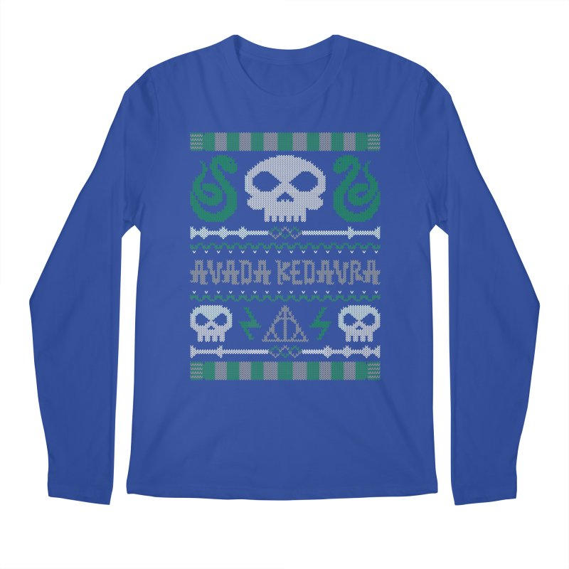 The Dark Sweater Men's Longsleeve T-Shirt by mandrie's Artist Shop