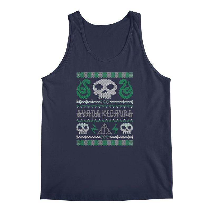 The Dark Sweater Men's Tank by mandrie's Artist Shop