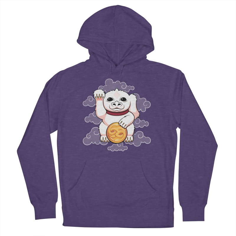 Lucky Dragon Women's Pullover Hoody by mandrie's Artist Shop