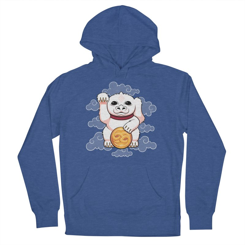Lucky Dragon Men's Pullover Hoody by mandrie's Artist Shop