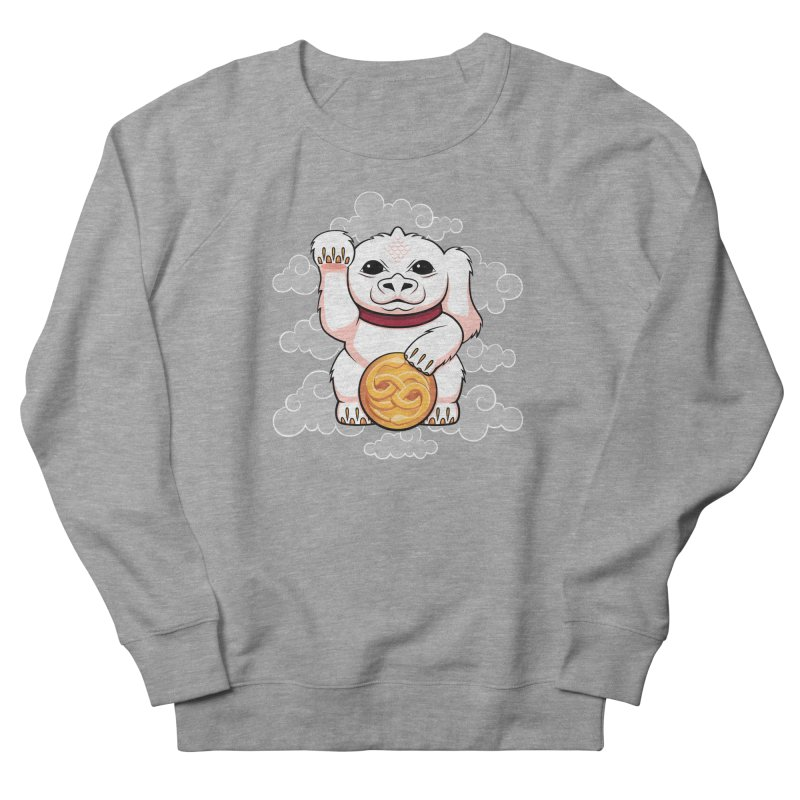 Lucky Dragon Men's Sweatshirt by mandrie's Artist Shop