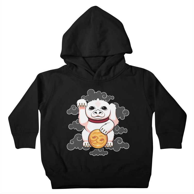 Lucky Dragon Kids Toddler Pullover Hoody by mandrie's Artist Shop
