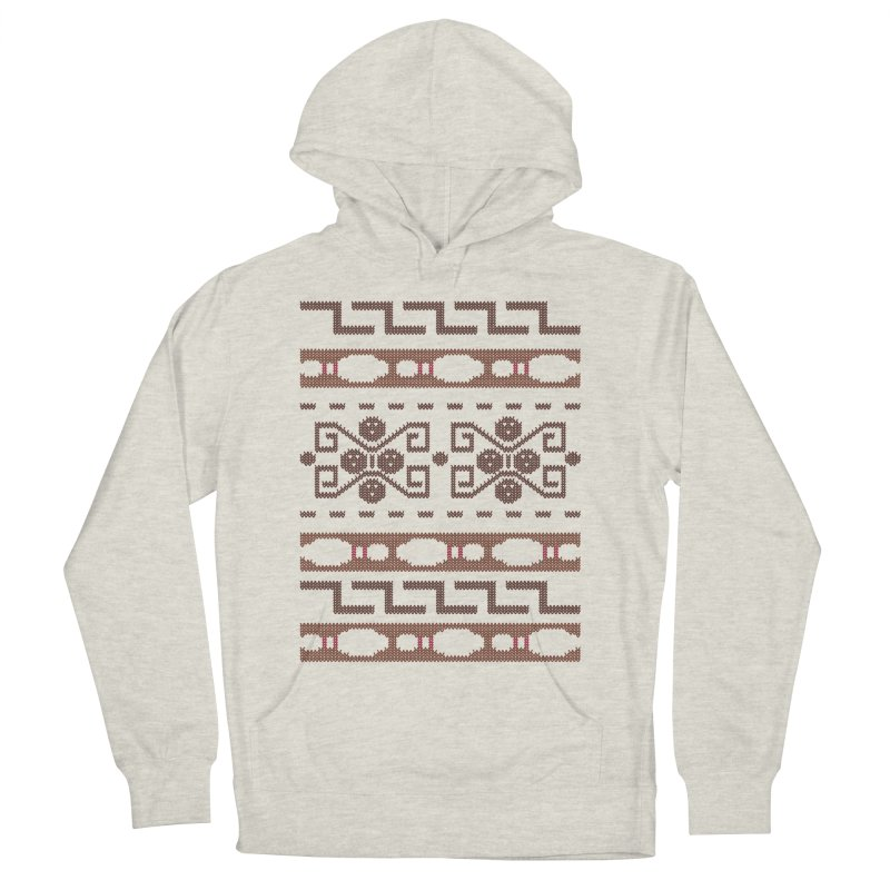 The Dude's Duds Women's Pullover Hoody by mandrie's Artist Shop