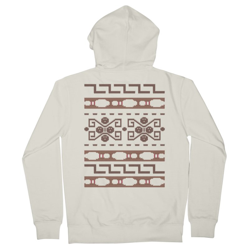 The Dude's Duds Women's Zip-Up Hoody by mandrie's Artist Shop