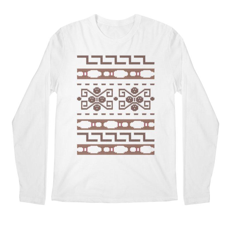 The Dude's Duds Men's Longsleeve T-Shirt by mandrie's Artist Shop