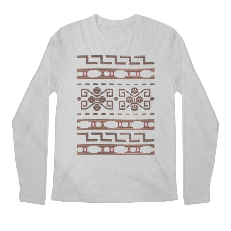 The Dude's Duds Men's Longsleeve T-Shirt by mandrie's Artist Shop