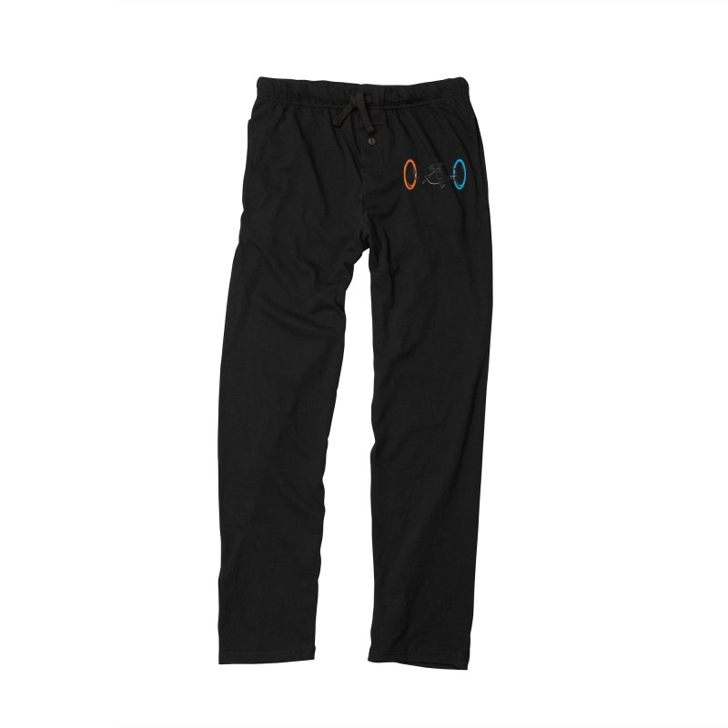 Forever Late Women's Lounge Pants by mandrie's Artist Shop