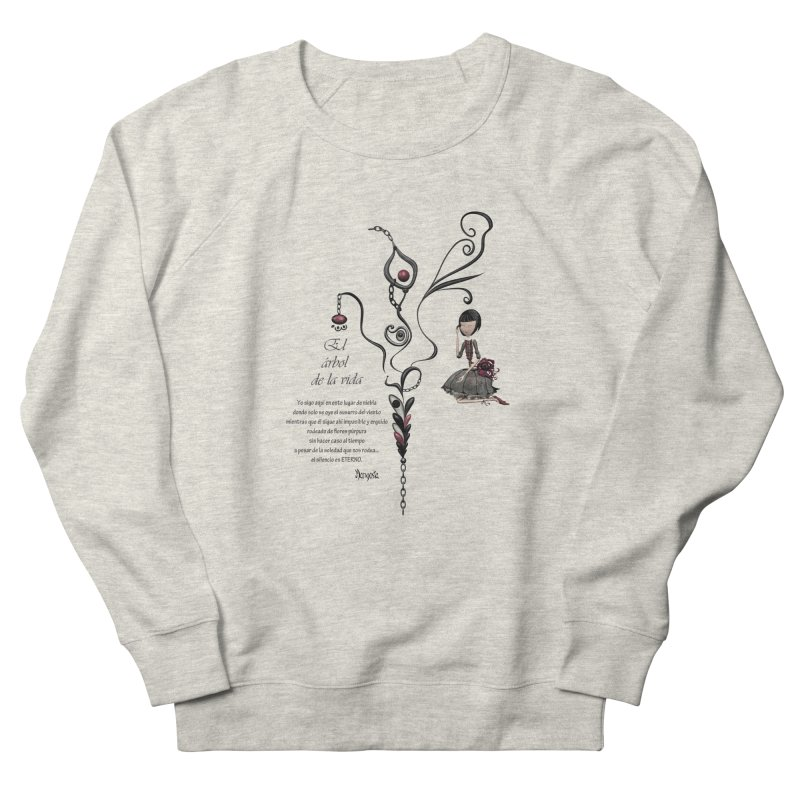 LIFE Women's Sweatshirt by mangosta's Artist Shop