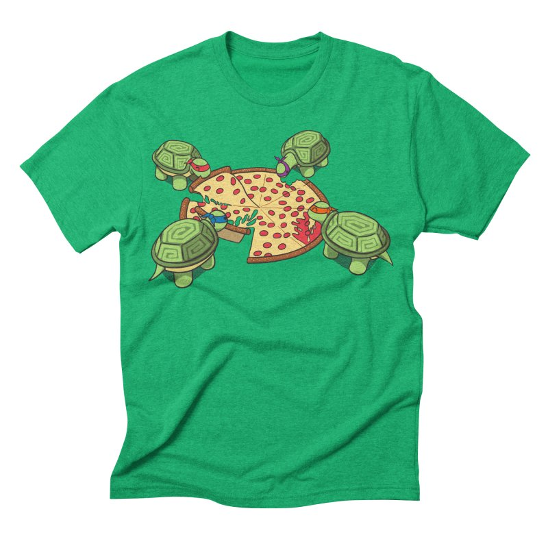 hungry hungry turtles ninja version   by manikx's Artist Shop