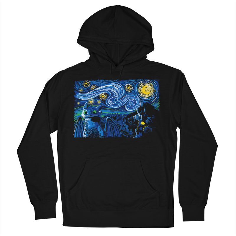 Starry Berk Men's Pullover Hoody by manikx's Artist Shop
