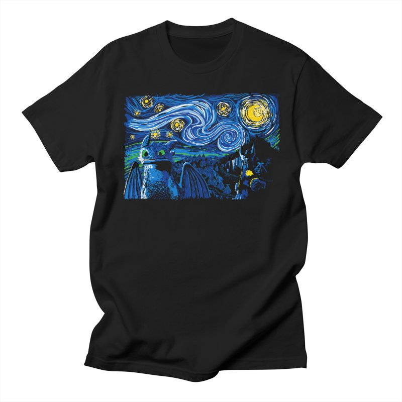 Starry Berk Men's T-Shirt by manikx's Artist Shop