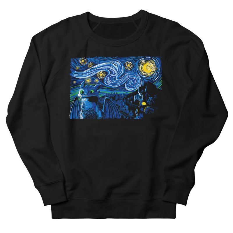 Starry Berk Men's Sweatshirt by manikx's Artist Shop