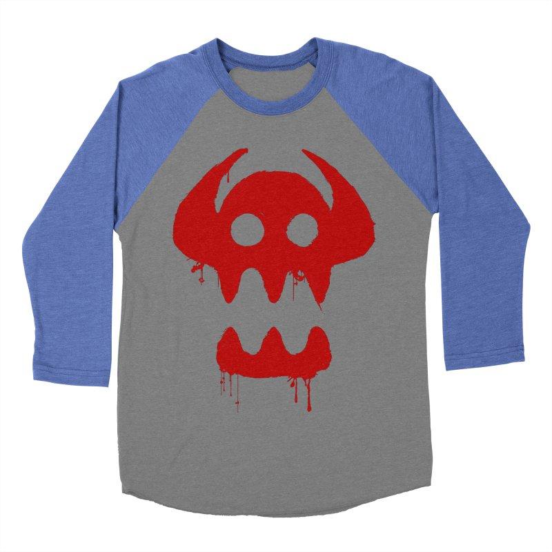 courage of berk Women's Baseball Triblend T-Shirt by manikx's Artist Shop