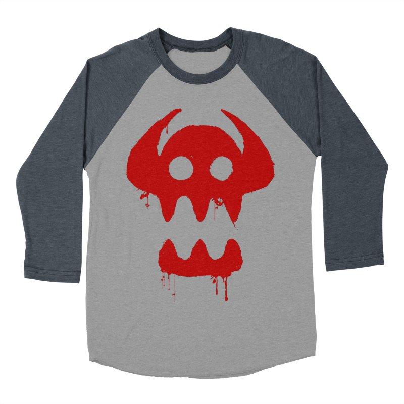 courage of berk Men's Baseball Triblend T-Shirt by manikx's Artist Shop