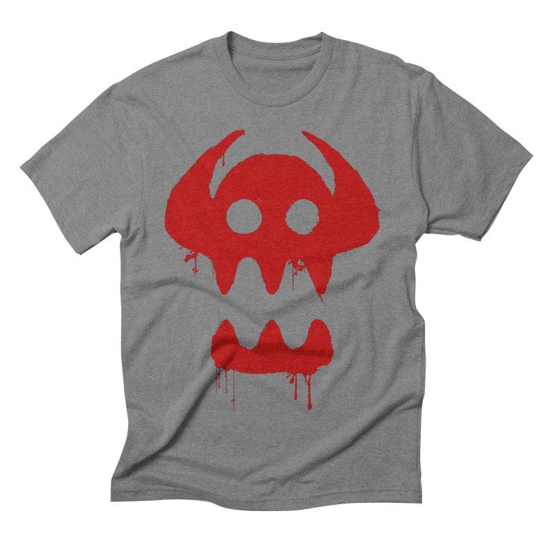 courage of berk Men's Triblend T-shirt by manikx's Artist Shop
