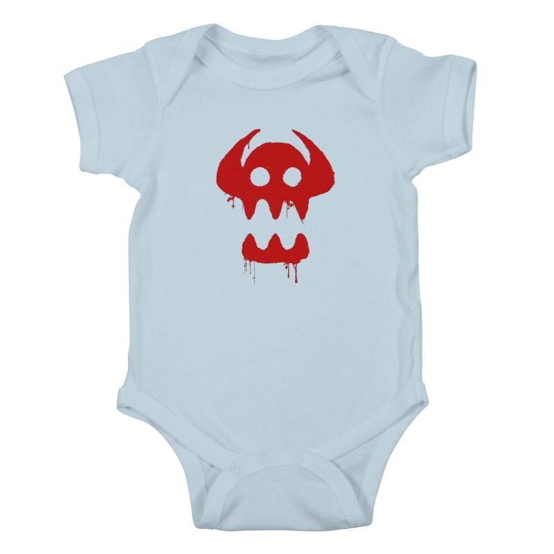 courage of berk Kids Baby Bodysuit by manikx's Artist Shop