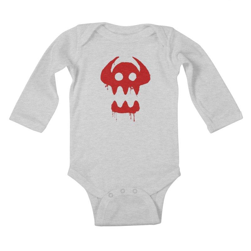 courage of berk Kids Baby Longsleeve Bodysuit by manikx's Artist Shop